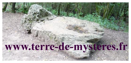 Le lit du Diable, Weris, Belgique