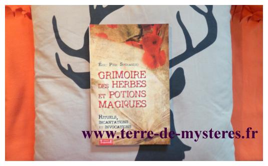 Grimoire des herbes et potions magiques : 100 herbes magiques, des rituels, incantations et invocations