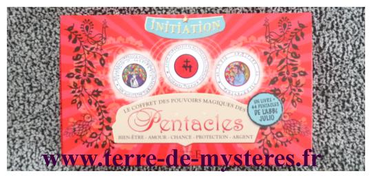 Les pouvoirs magiques des pentacles  : le cas des 44 pentacles de l'Abbé Julio