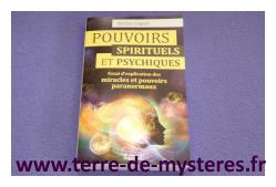 Un ouvrage volumineux sur l'interprétation des miracles et des pouvoirs paranormaux