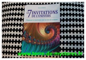 Les 7 invitations de la l'univers : s'épanouir en harmonie avec les lois de la nature