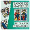 grands themes de la vie et Tarot de marseille