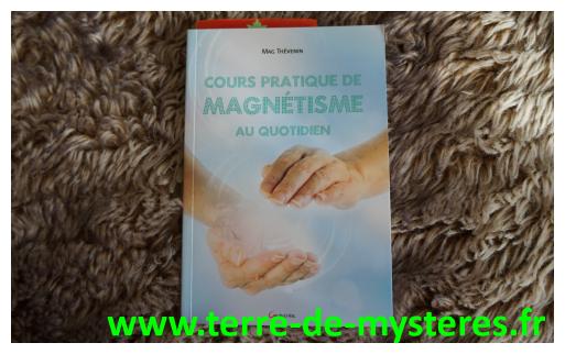 Un livre de cours de magnétisme