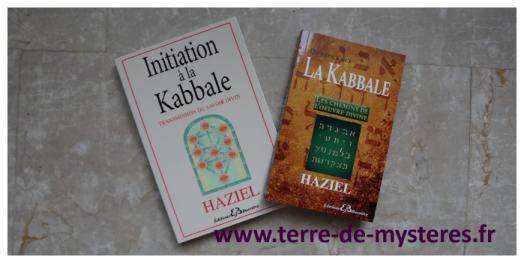 2 livres pour découvrir la Kabbale, de Haziel